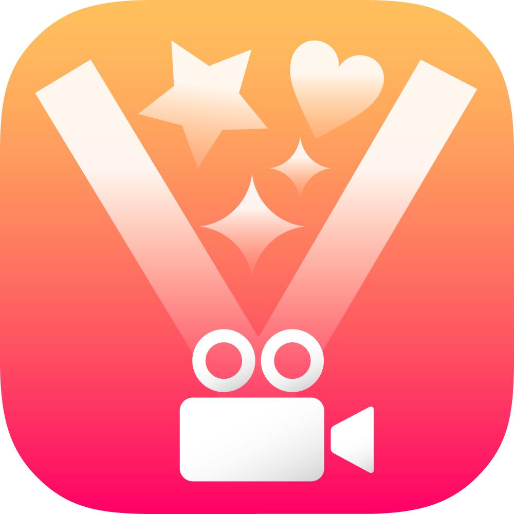 動画デコアプリ「Viddory(ビドーリー)」