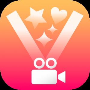 動画デコアプリ「Viddory」